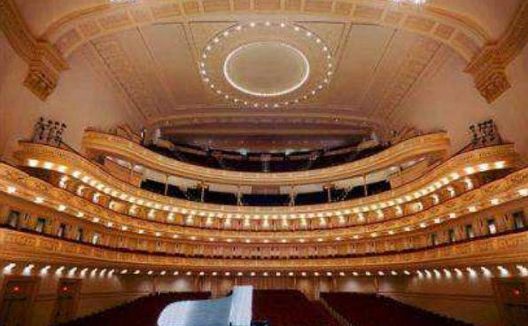 卡内基音乐厅——许多音乐人的梦想演出之地!