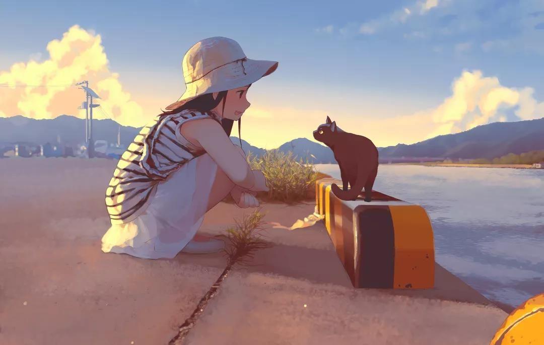 画师作品 日本画师もりちか的插画作品,各种各样的可爱女生