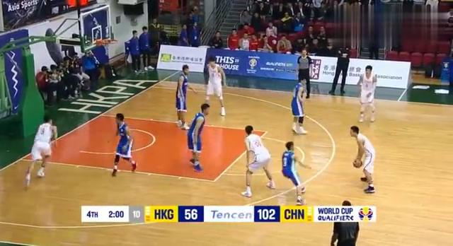 世预赛中国大比分领先香港杜峰终于派出胡金秋听柯凡怎么说