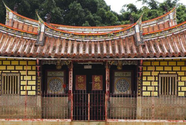 水头村位于金门岛西南方,是一座滨海村落,值得一去的地方