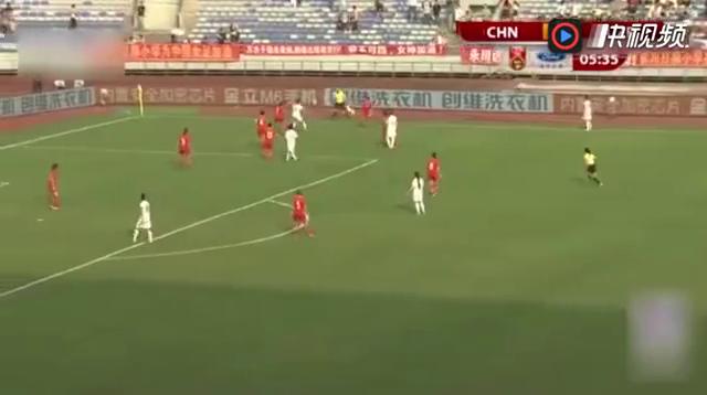 当女足4-1大胜乌兹别克斯坦后,中国男足终于要复仇了!