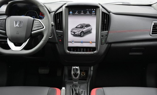 家用SUV哪款性价比高?纳智捷U5绝对是最佳之选!