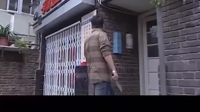 复婚:丁磊把刀插到了潘军门上,丁燕问他,你怕吗