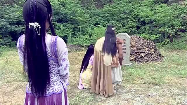 欢天喜地七仙女:李天王出现,将失去法力的姐妹们收进宝塔