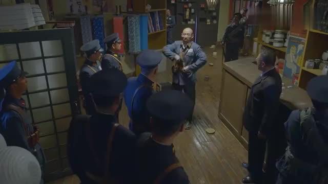 日本商户要求严惩闹事者,马占山怒气回怼,真是汉子!