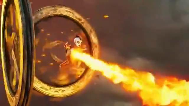 西游伏妖篇:悟空击败红孩儿,唐僧收了红孩儿,变成一个萌玩偶!