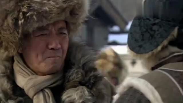 闯关东朱开山改名朱老三到镇上报了名冒险去老金沟