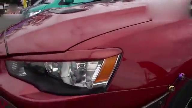 视频:三菱蓝瑟EVO改装版鉴赏