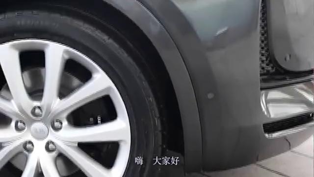 """视频:没让国人失望的""""中国造"""",长5米不屑奥迪Q7,续航长达1000KM"""