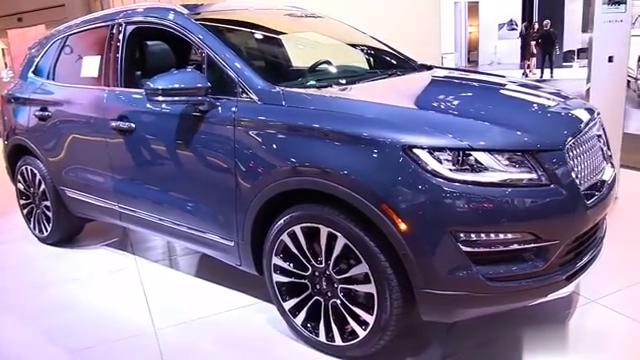 视频:2019款林肯MKC实车展示,360度全方位展示