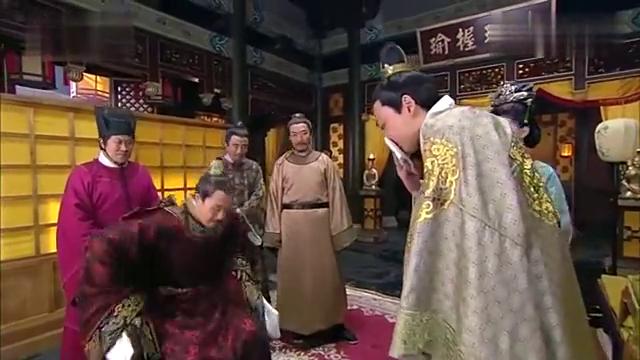 精忠岳飞:看到赵桓喝下汤药,宋徽宗回去起诏,太子登基为帝!