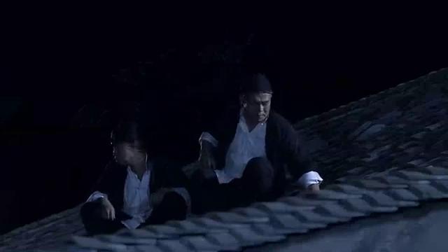 抗日剧!雪豹:大哥救出陈怡,不料美女也要跟随,直言保护她安全