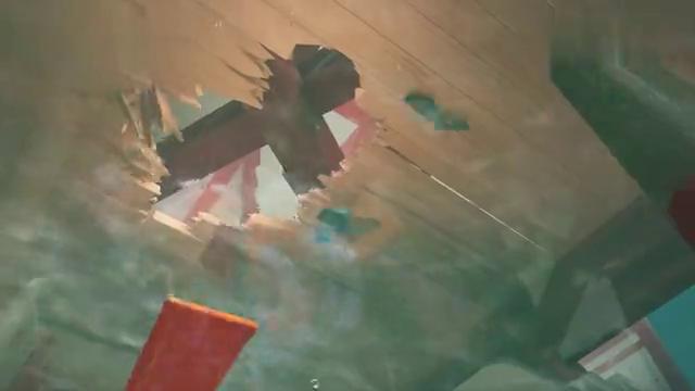 宇宙护卫队:锯断柱子太慢,河狸直接上牙,人工也厉害!