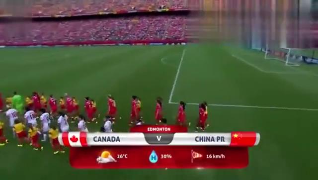 女足世界杯,不一样的精彩,看到最后观众都热血沸腾了!