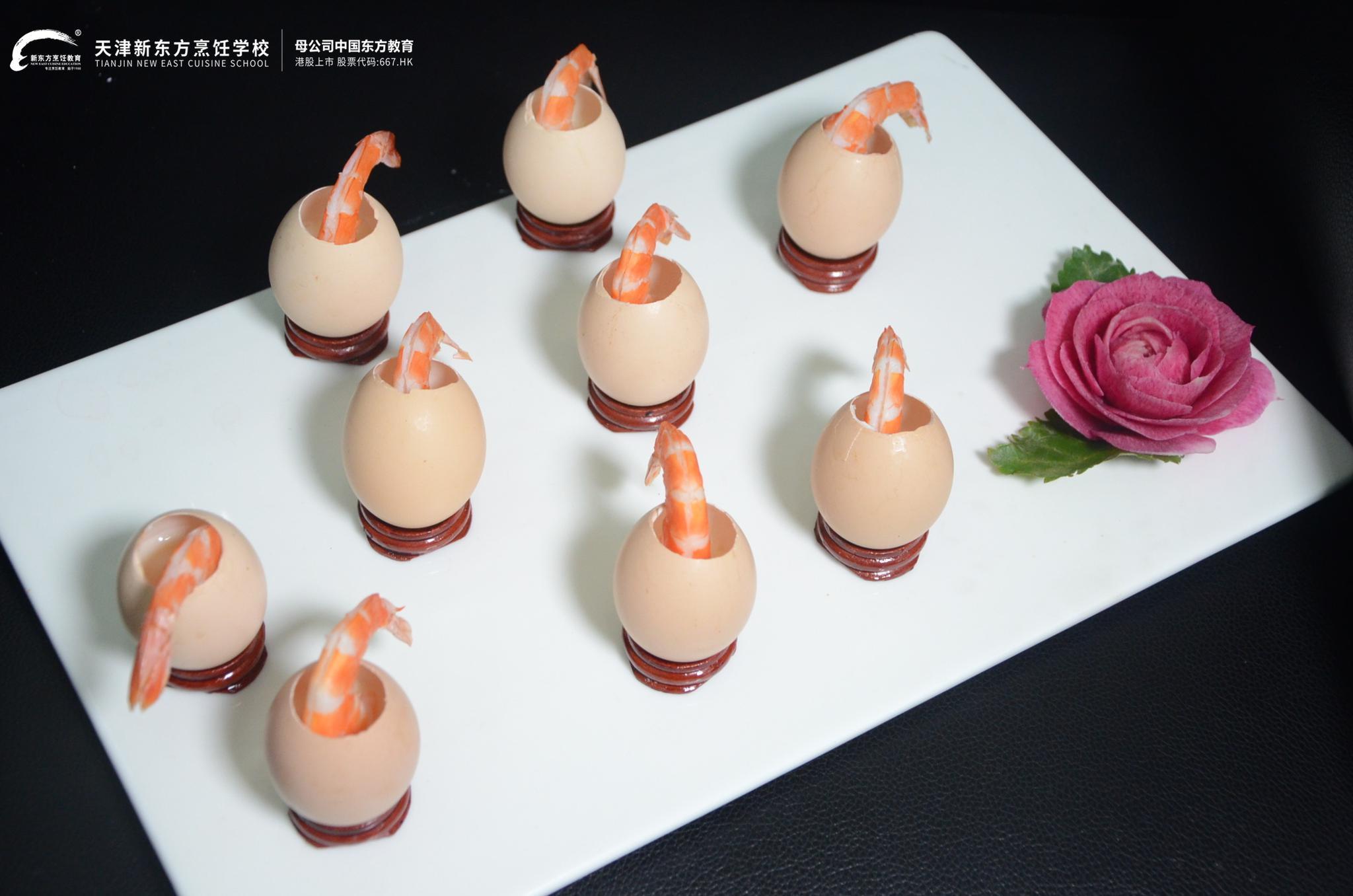 2019天津市中式烹调师与中式面点师职业比赛中式烹调作品