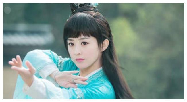 赵丽颖在《青云志》中的6个造型,第一个萌化了,最后一个像楚乔