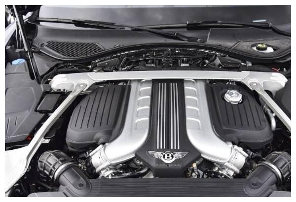 气质高贵细节考究 宾利欧陆GT2019款实拍图解