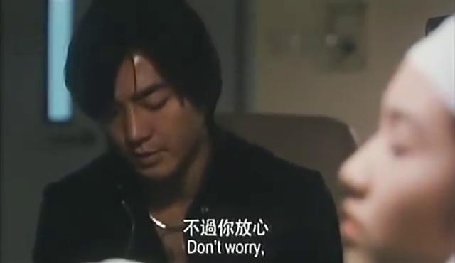 古惑仔:陈浩南最后一战,能回来就和小结巴结婚