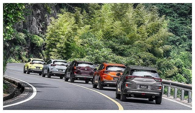 缤智XR-V双生车小改款即将登场!涡轮动力+主动安全!更年轻化
