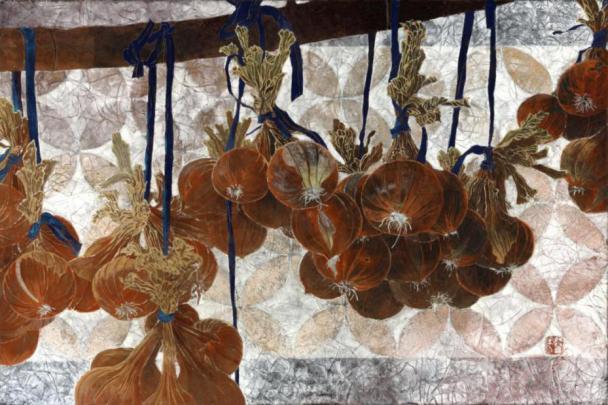 """艺术家饭田文香中国首展""""秘密花园""""在M50北极熊画廊隆重开幕"""
