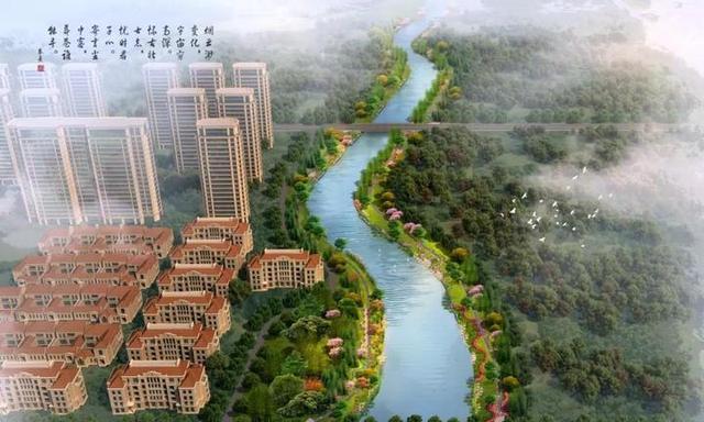 椒江这两个小区有福利!全新绿道开建,年底让你沿河赏景