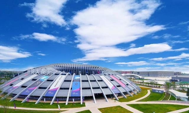 献礼新中国成立70周年|图说空港新城市