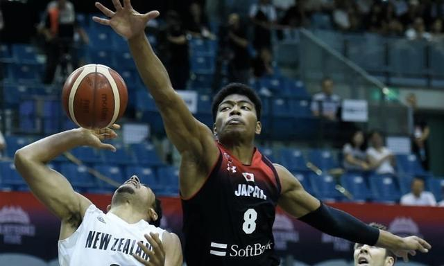 日本混血天才大爆发!轰35分变大杀器中国男篮亚洲最强对手诞生