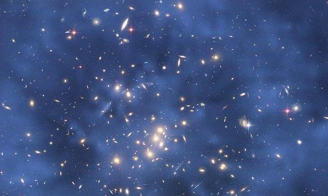 宇宙中最神秘的boss:暗物质,他的起源会早于宇宙大爆炸吗?