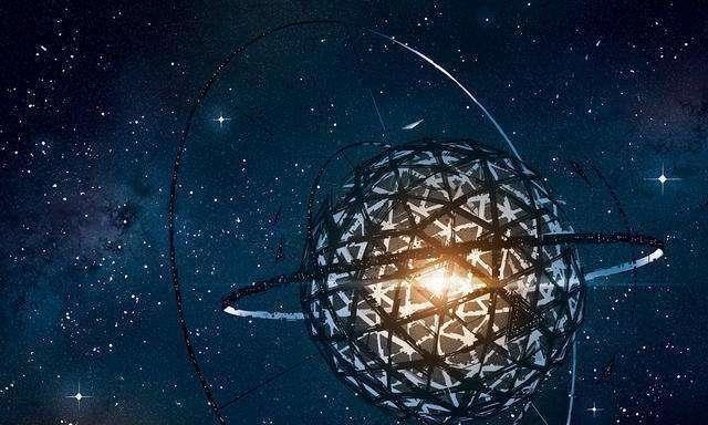 """解密:天鹅座有一颗恒星出现异常,是否存在""""戴森球"""""""