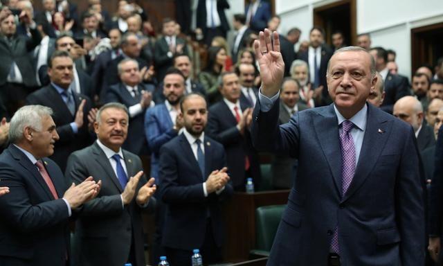 叙利亚战势升级至临界点,土耳其埃尔多安强硬表态