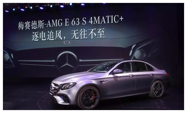 最强E级来了,全新奔驰E63 S上市,3.4s破百性能超M5、RS6