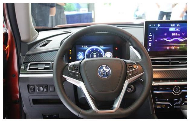 """""""最帅""""国产新能源SUV,全面仿效日产技术,狙击比亚迪"""