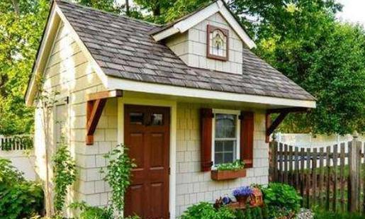 心理测试:3所小房子,哪个你最想住,测你的自我保护意识有多强
