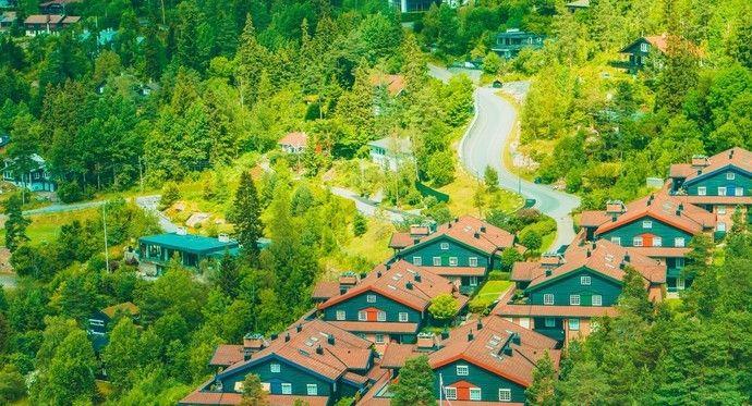 参观挪威的滑雪胜地,瞻仰世界最高的滑雪跳台