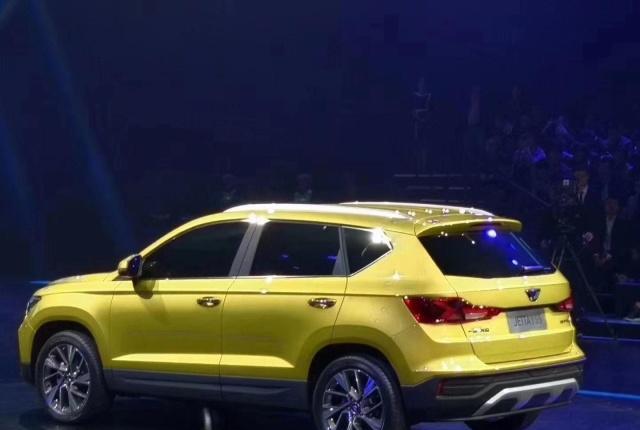 比H6还要廉价的大众SUV,颜值可比X1