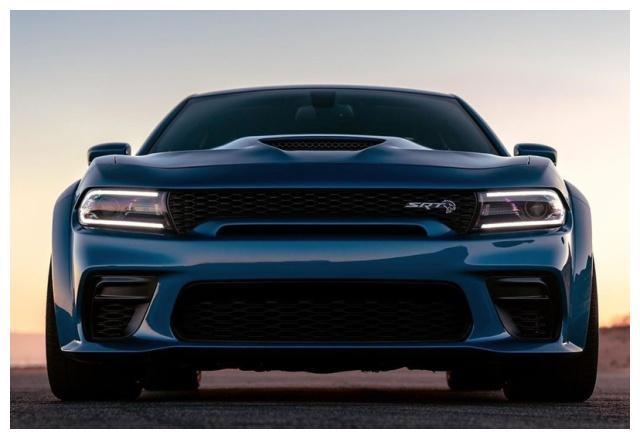 怪物轿车,2020款道奇str轿车
