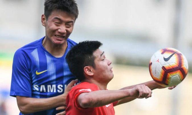 预备队联赛广州恒大1-1江苏苏宁,马洛达尼现身观战