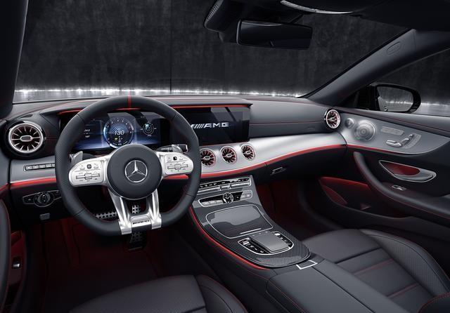 奔驰高性能车阵容扩充,两款售价百万AMG新车上市