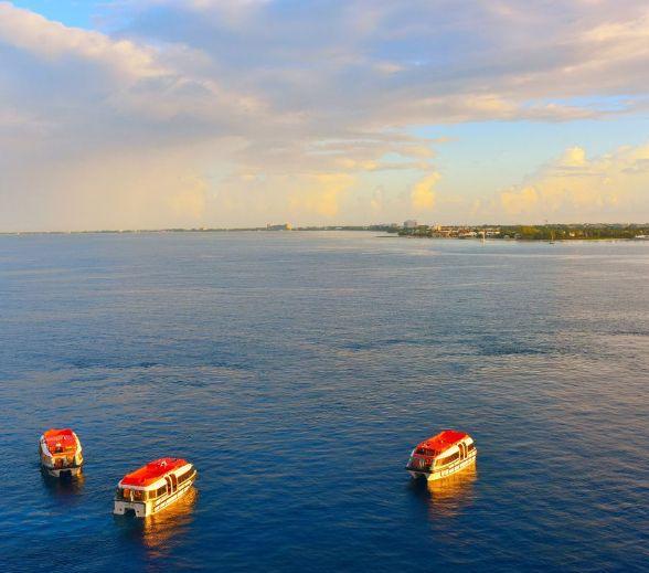 开曼群岛一个非常值得一去的地方,开曼群岛国家博物馆看看吧!