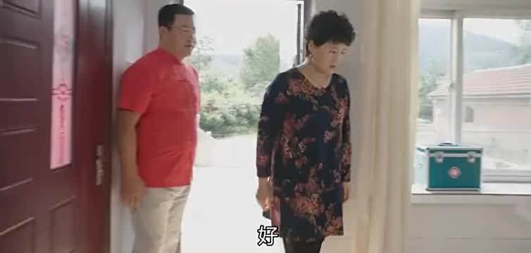 王云前来寻找黄世友希望帮助谢大脚治病被拒绝