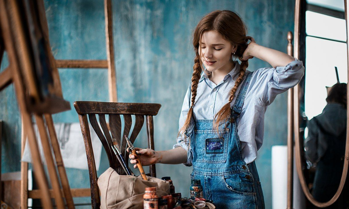 """""""去中国写生是我的梦想"""",俄罗斯美院19岁女孩的中国梦"""