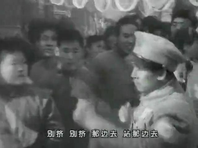 无悔追踪:开国大典的礼炮声中,北京城里一片欢腾,热情高涨