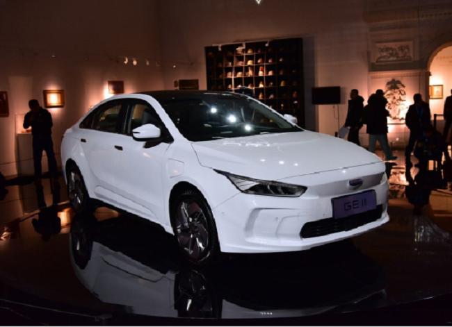 号称东半球最好的电动汽车几何A怎么样