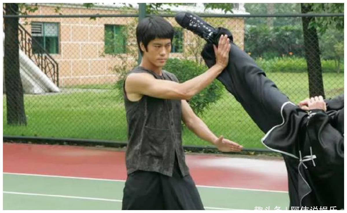 陈国坤想做回自己,不再演李小龙替身后竟无戏可拍?