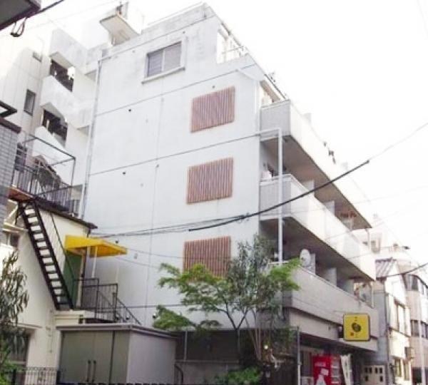 日本买房精选房产:东京台东区2DK公寓,离浅草寺仅600米