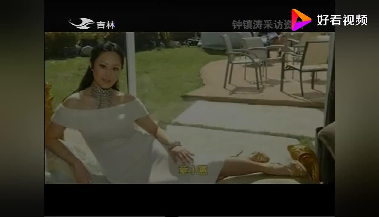 钟镇涛宣布破产后,章小蕙却抛下孩子,与情人去往法国