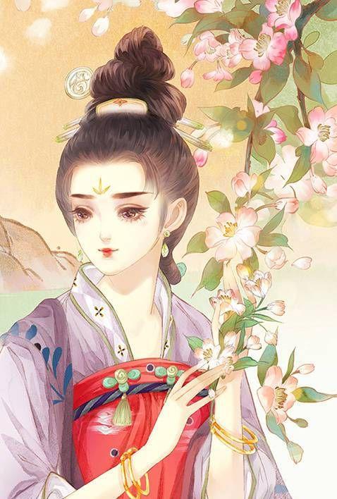 超意境的古风美图壁纸,执一把青伞,为我许下一世长安!