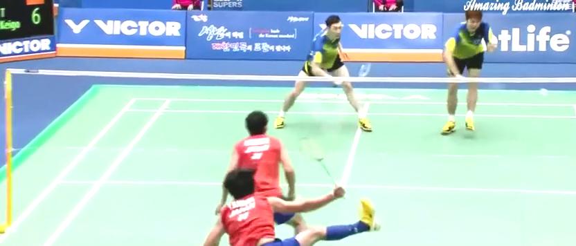 2018年度,羽毛球最具爆炸式进攻双打球员集锦,日本队很强
