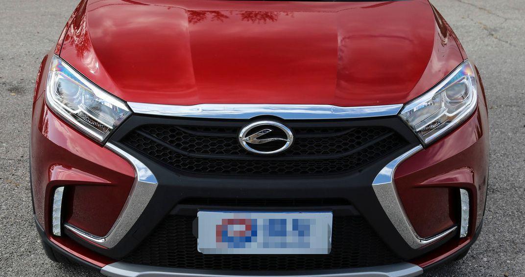陆风X2 1.6L手自一体铂锐版,大方的外观设计,值得选择的车型