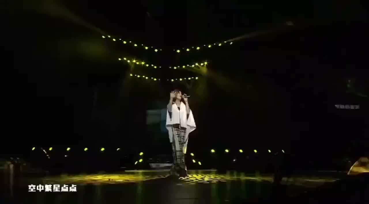 梁静茹现场唱《宁夏》《小手拉大手》太好听